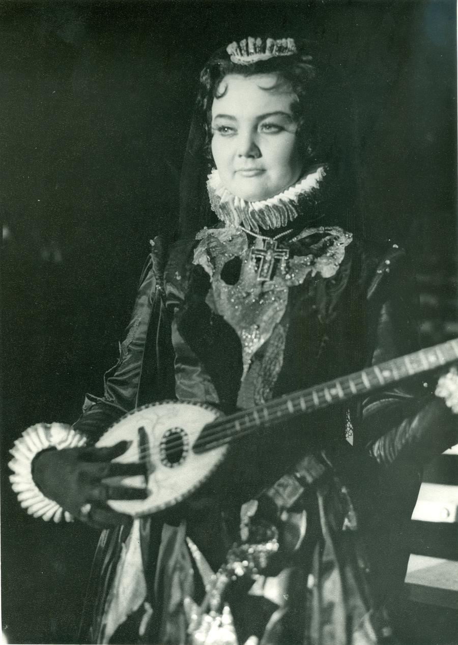 Eve Neem (Don Carlos 1971)