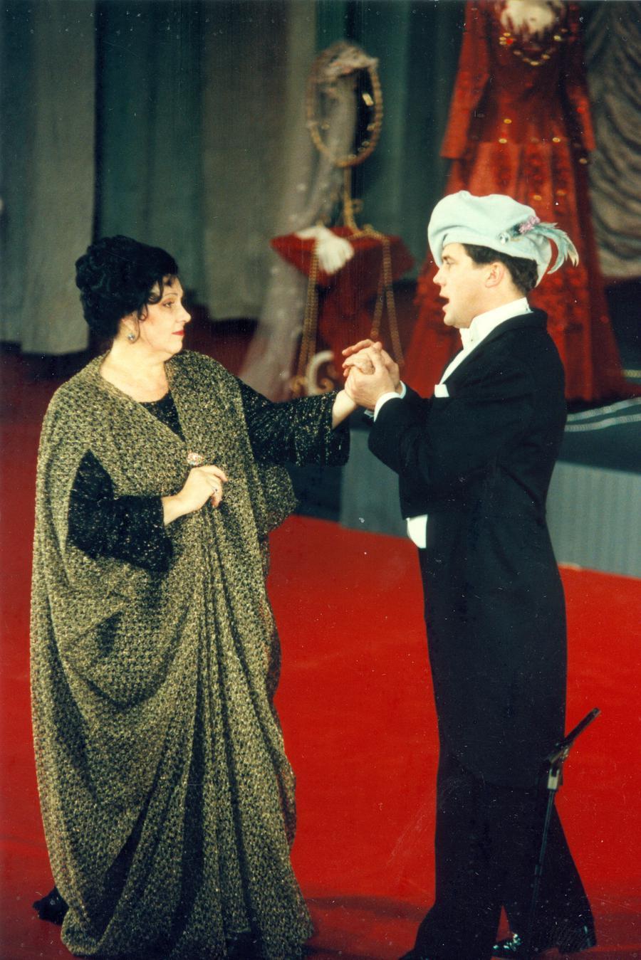 Margarita Voites, Vello Jürna (1996)