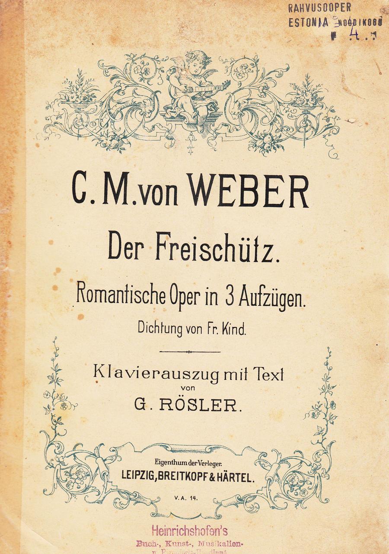 Weber Der Freischütz 2