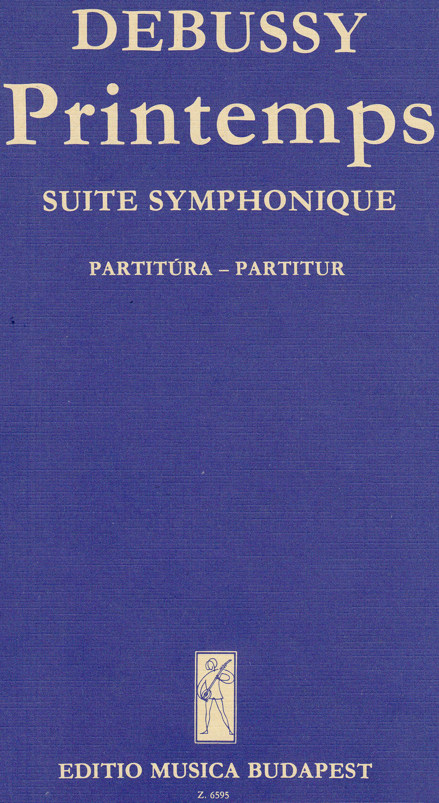 Debussy Printemps