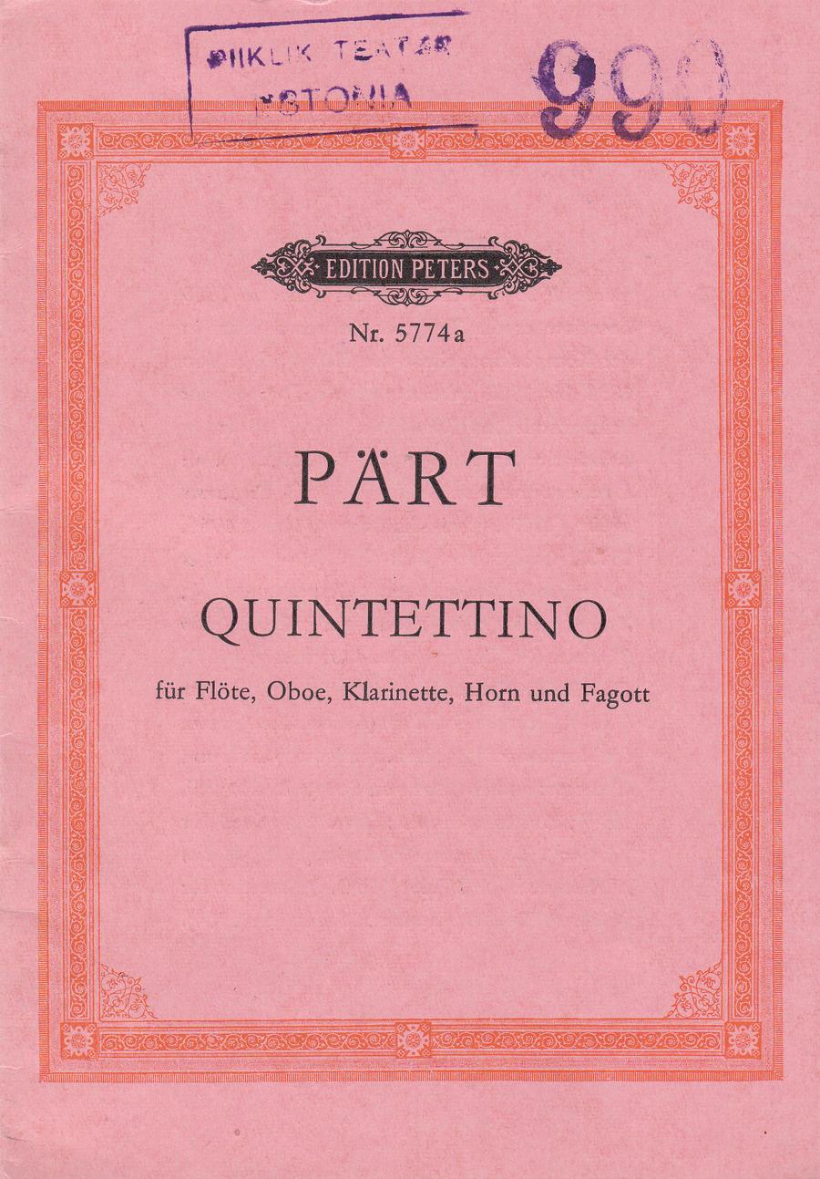 Pärt Quintettino_0001