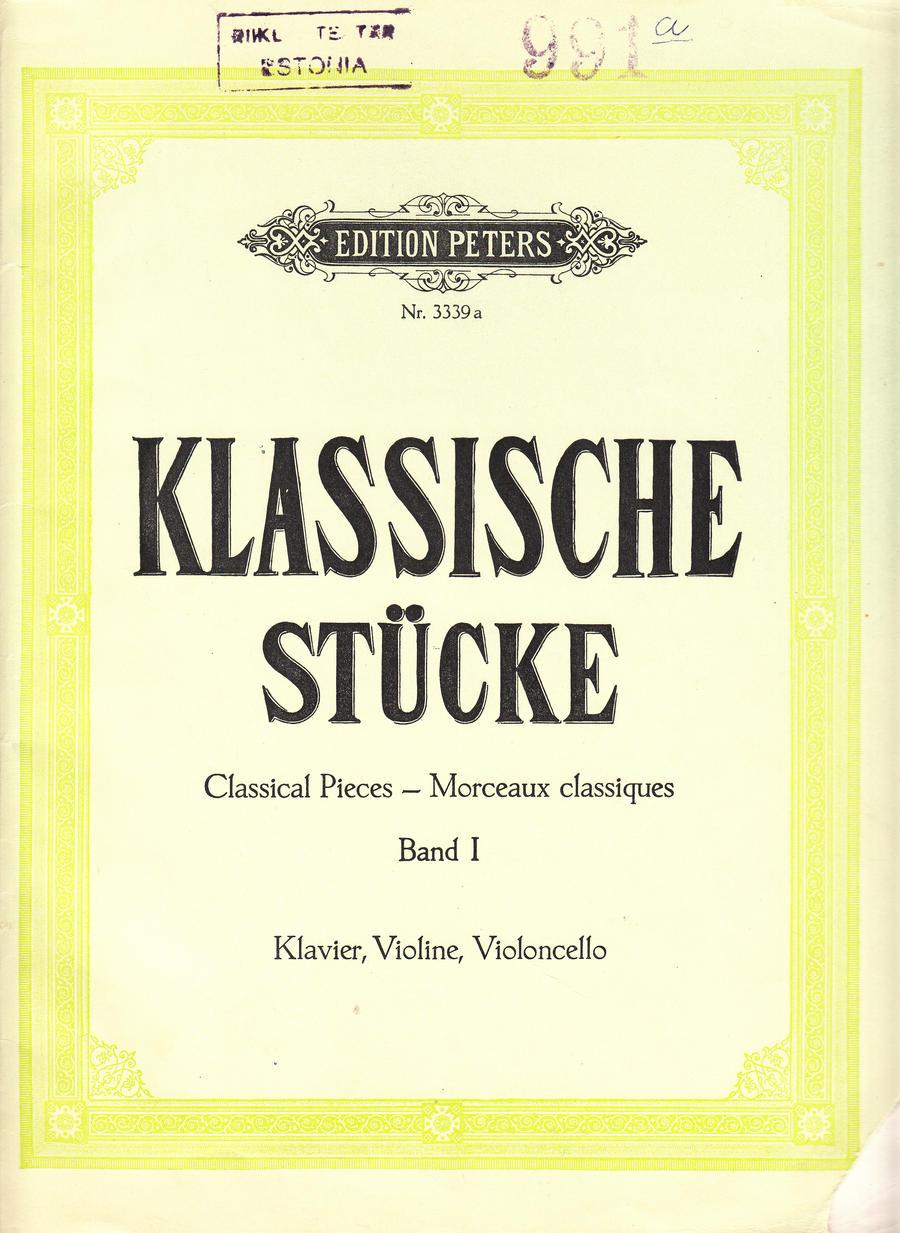 Kogumik Klassische Stücke_0001