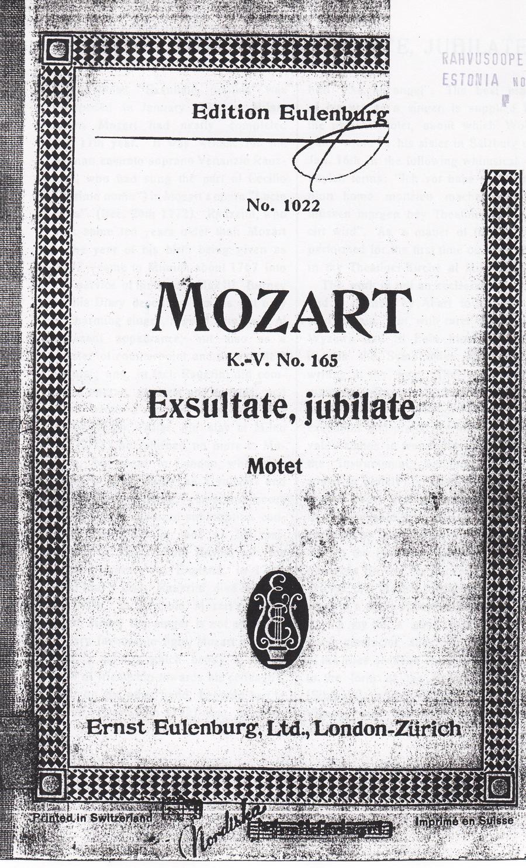 Mozart Exsultate, jubilate_0001
