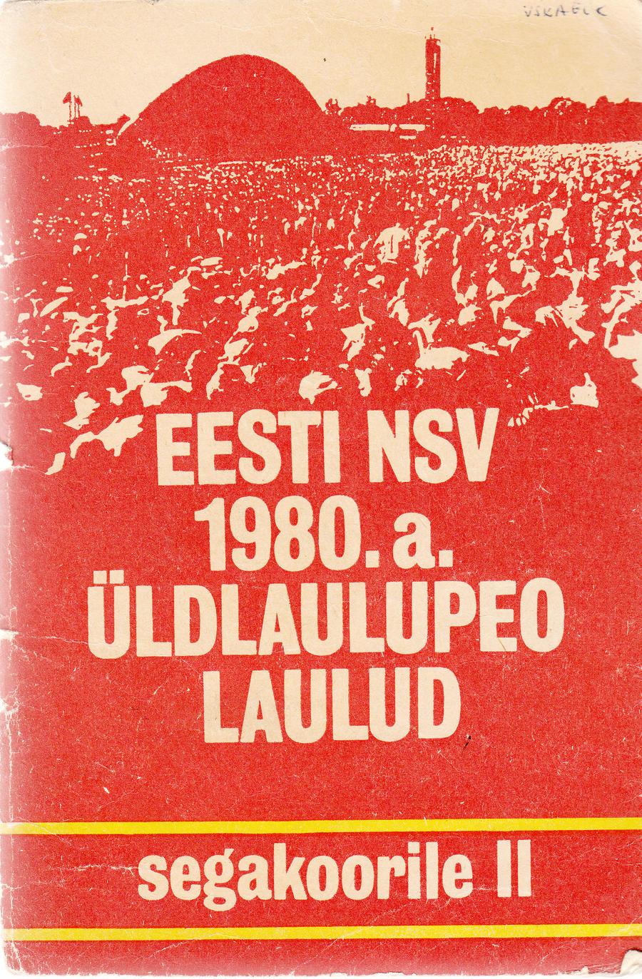 1980 üldlaulupeo laulud segakoorile_0001