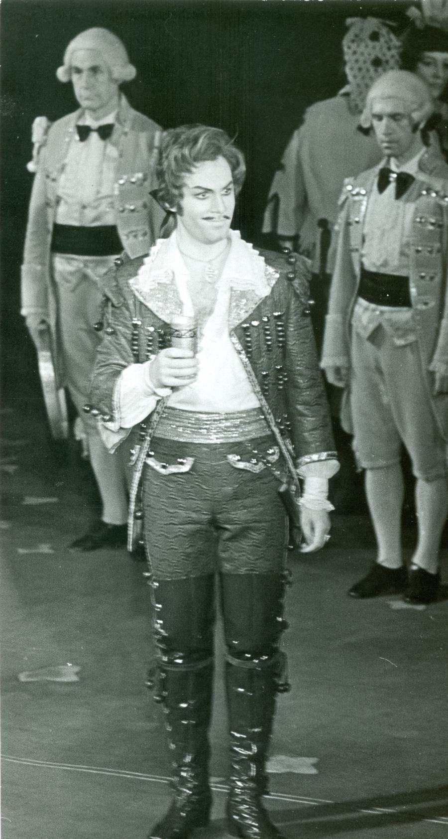 Hans Miilberg (Don Giovanni 1976)