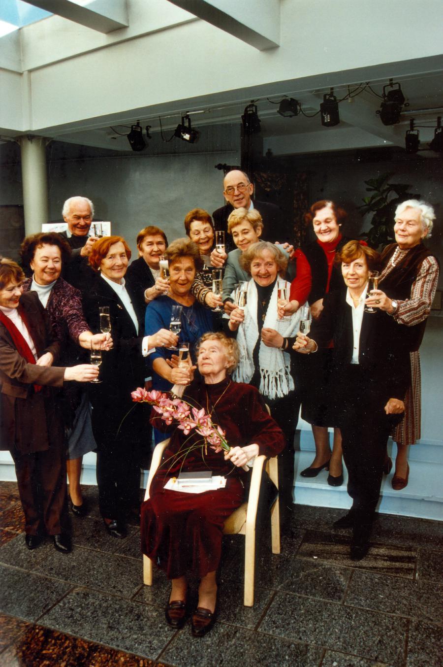 Leida Soom 90 (7. X 2002)