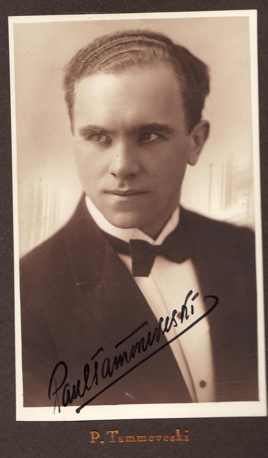 Paul Tammeveski