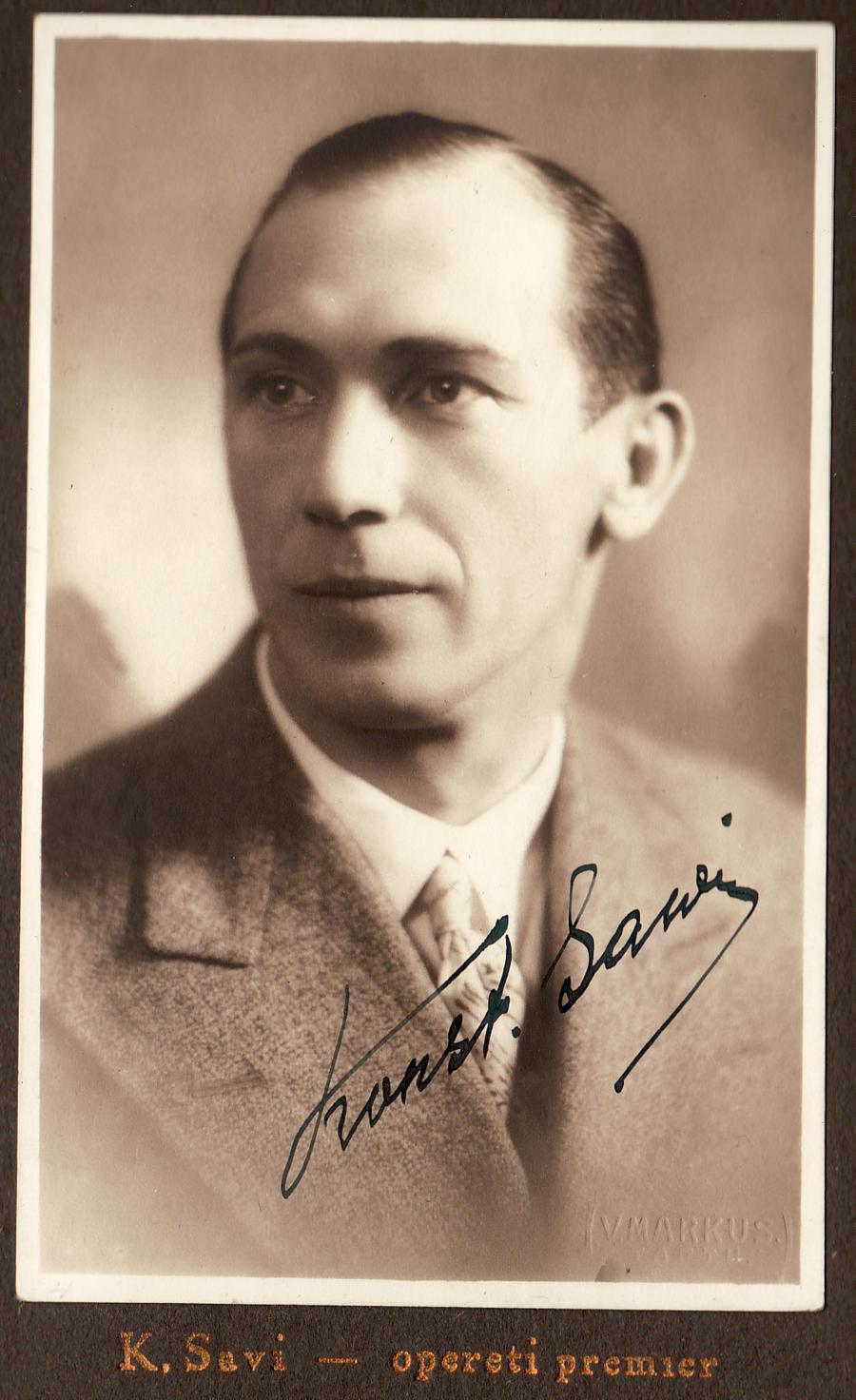 Konstantin Savi