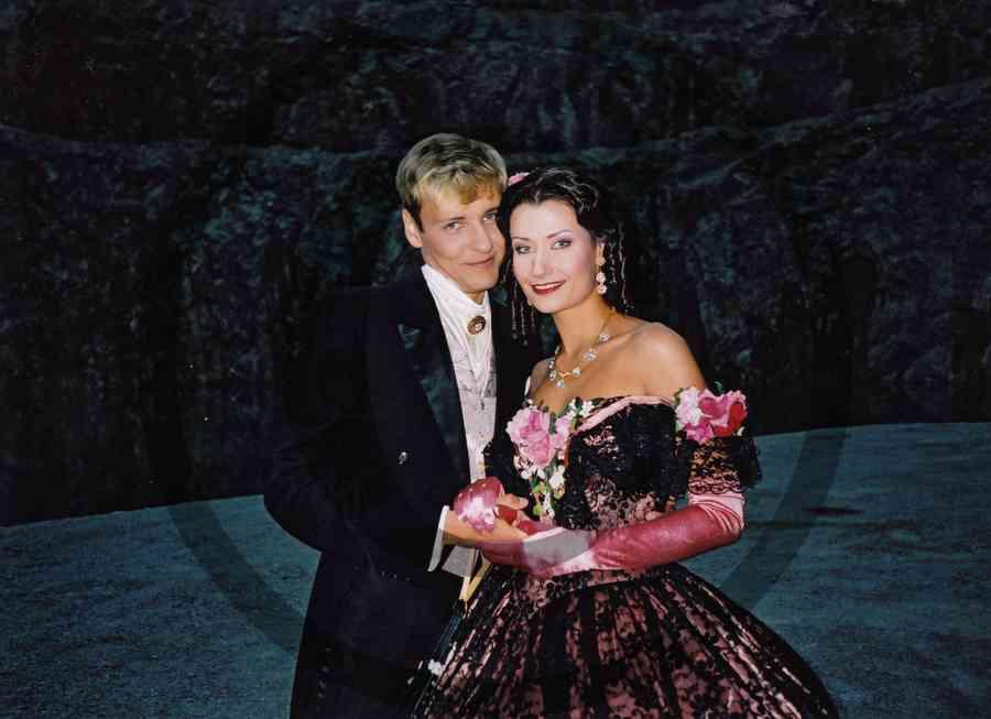 Traviata Dalhallas 18. august 2001