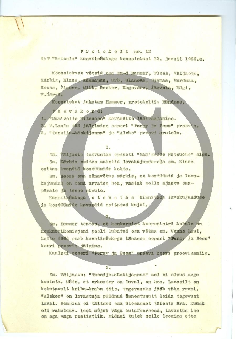 protokoll23.6.1966