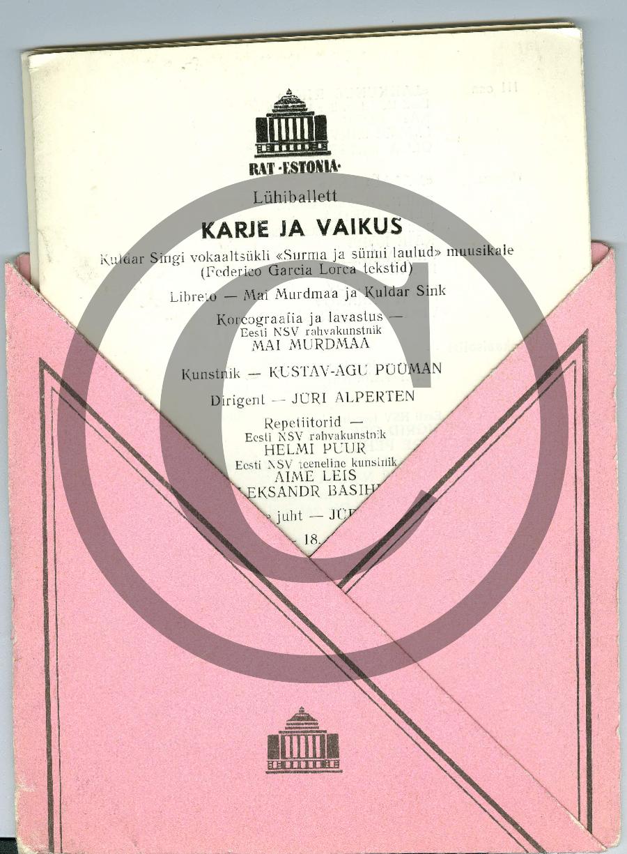 kava_Karje ja vaikus(est rus)1986(1)