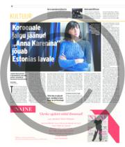 """Koroonale jalgu jäänud """"Anna Karenina jõuab Estonias lavale.pdf"""