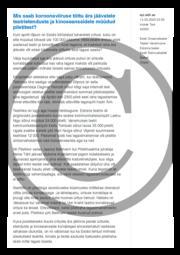 Mis saab koroonaviiruse tõttu ära jäävatele teatrietenduste ja kinoseanssidele müüdud piletitest.pdf