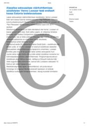 Alaealise seksuaalses väärkohtlemises süüdistatav Venno Loosaar teeb endiselt kaasa Estonia lastelavastuses.pdf